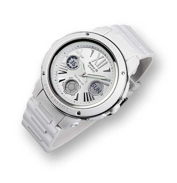 Baby gshock babyg watch